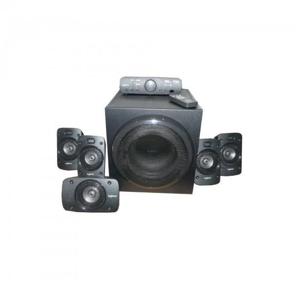 Logitech Z906, Surround Sound Speakers 5.1 System (980-000468)