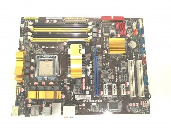 Bundle: ASUS P5QD Turbo 90-MIBAQ0-G0EAY00Z Sockel 775 + Intel Core 2 Quad Q8200