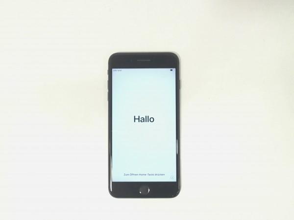 Apple iPhone 8 Plus 64GB grau Smartphone gebraucht