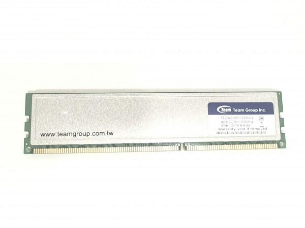 TEAM Elite 4GB, DDR3-1333 CL9-9-9-24 Speicher