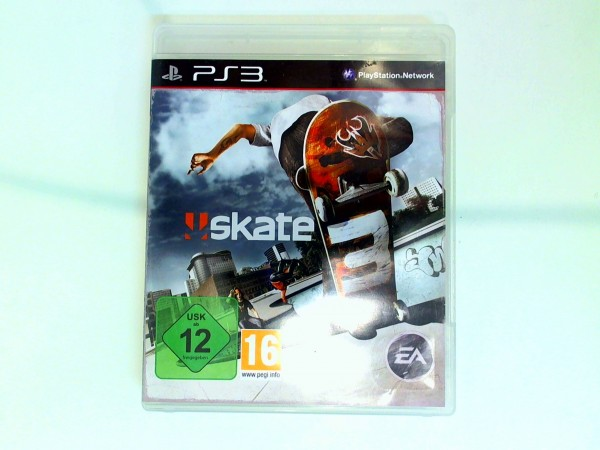 Sony Playstation 3 Spiel Skate 3 USK 12