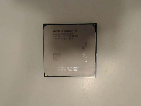 AMD Athlon II X4 640 4x3GHz, ADX640WFK42GM Prozessor gebraucht Artikel
