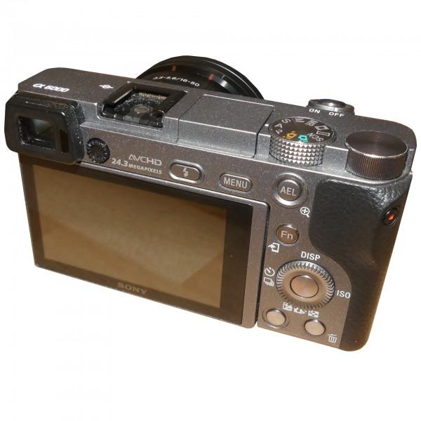 Sony Alpha 6000 | 24.3 MP ILCE-6000, gebraucht Artikel
