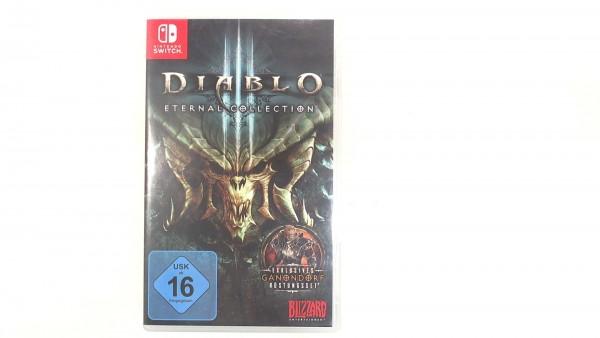 Diablo 3 Nintendo Switch Spiel gebrauchter Artikel