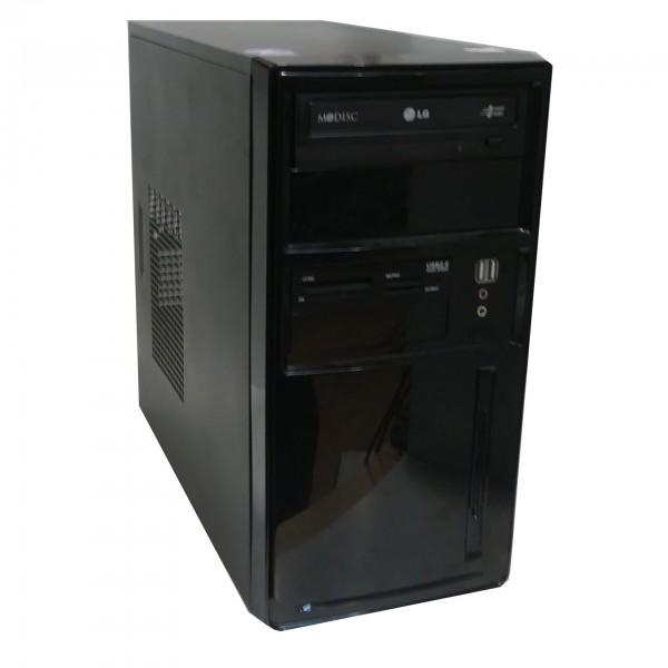 AMD A4-5300 2x3,40 GHz 8 GB RAM 500 GB HDD Computer ohne Betriebssystem gebraucht