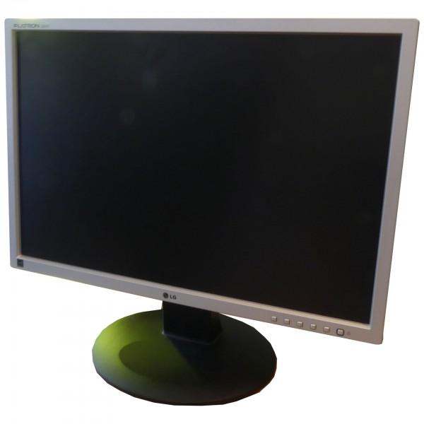 """LG Flatron E2210. 22"""" 16:10 Widescreen WSXGA+ (1680 x 1050) DVI schwarz gebraucht"""