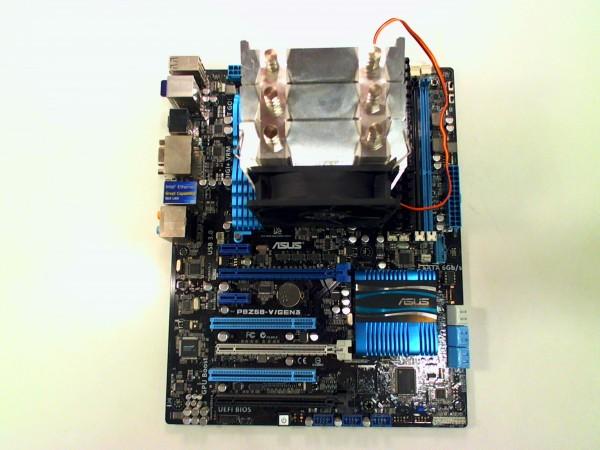 Bundle: Intel Core i5-2500k, 4x 3,30 GHz + MSI H97 Gaming 3