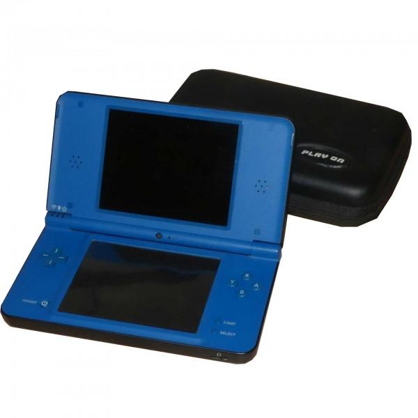 Nintendo DSi XL UTL-001 Blau mit Stylus Stift, Netzteil und Tasche gebraucht Artikel
