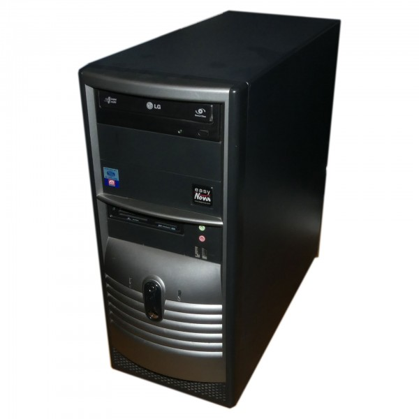 PC AMD Athlon 64x2 Dual Core 4200+ 4GB 160GB Computer gebraucht Artikel