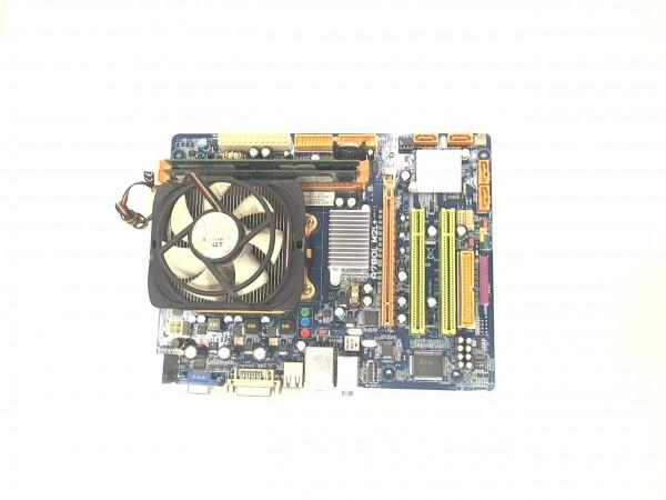 Bundle: AMD Athlon 64 4000+ + Biostar A780L M2L+ Ver. 6.x + CSX 3 GB 800 MHz inklusive Lüfter